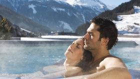 Novinky v alpských centrech: Spěte v iglú nebo se projeďte po vrcholech v saních