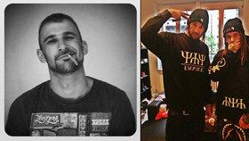 Sebevražda českého rappera Jackpota: Takhle divoce se ním loučila jeho kapela