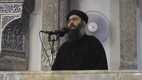 Šéfa ISIS vážně zranily nálety, tvrdí média. Budou islamisti bez vedení?