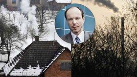 Hádky o kontroly kotlů: Za smog na venkově může vytápění domácností, říká expert