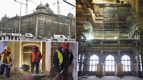 Zkontrolovali jsme opravu Národního muzea: Budova bude nově zářit na dálku