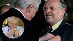 Zemanův kandidát Srp neuspěl v boji o křeslo v radě ÚSTR, vadí jeho minulost