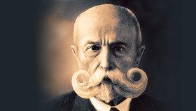 Otcem Masaryka byl František Josef I.? Teorie o početí prezidenta císařem ožila