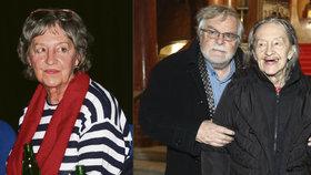 Nemoc z herečky Divíškové udělala stín. Řvu zoufalstvím, přiznal Jan Kačer