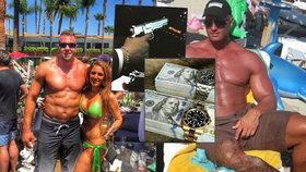 Zazobaní svalovci v obklopení krasavic: Sexy bodyguardi se předvádí na Instagramu