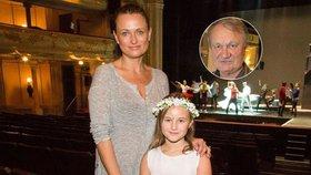 Dcera režiséra Adamce září v muzikálu! Poprvé si zahrála v Americe