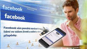 """Lidé si mohou """"posichrovat"""" profil na Facebooku. Uzamknou ho speciálním klíčem"""