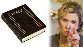 Valachová hřímá: Náboženství do třídy nepatří. Církevních škol čile přibývá