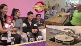 Vystrašená Jana (38) z Výměny manželek: Romská rodina s ní má problém!