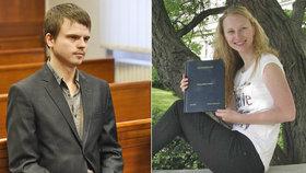 Brutálně ubodal svou expřítelkyni Katku: Radúz podal dovolání proti rozsudku