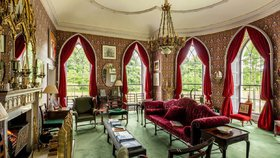 Luxusní sídlo hostilo Jacksona, U2 i filmaře. Na prodej je za 756 milionů