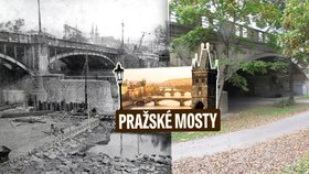 105 let Hlávkova mostu v Praze: Kvůli sporu architektů vznikal jako dvě stavby