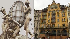 Hotel Evropa se mění na W Prague: 154 pokojů otevřete i hodinkami