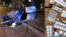 Léky za volantem vám můžou hodně uškodit. Víme, na které si dát pozor nejvíc
