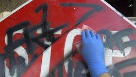 Graffiti Safewipes: Rychlé, levné a efektivní odstranění graffiti