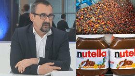 """Rakovina z palmového oleje? """"Půl piksly Nutelly už nejím,"""" přiznal europoslanec Poc"""