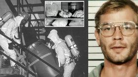 Před 25 lety byl odsouzen kanibal Jeffrey Dahmer: Vraždil i kousek od českých hranic?