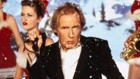 Bill Nighy, hvězda Lásky nebeské, přijede do Prahy rozsvítit vánoční výzdobu!