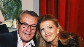 Formanova manželka o aféře se sexuálním obtěžováním: Snad Miloš nebude působit jako trumbera