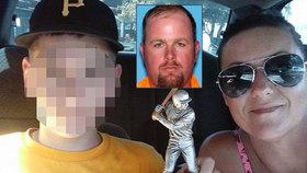 Michael (15) zastřelil násilnického přítele své matky: Obvinili ho z vraždy!