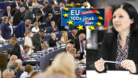 Jak žije Jourová a Češi pracující pro EU? Nahlédněte Bruselu pod pokličku
