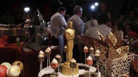 Slavnostní udílení Oscarů: Na čem si budou letos hvězdy pochutnávat?