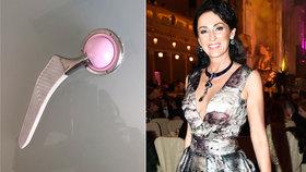 Sisa Sklovská trpěla jako zvíře: Z plesu rovnou na operaci!