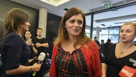 Návrat do časů Davida Ratha? Jermanová po rozpadu koalice povládne s ČSSD a KSČM