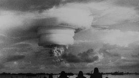 Jaderný hřib nad Německem: Hitler v roce 1944 prý otestoval atomovou bombu