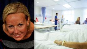 Skončíte na dovolené v nemocnici? Tlumočení zařídí aplikace sestry Jarmily