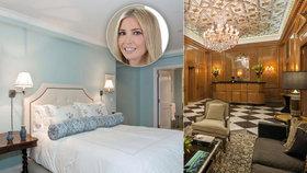 Unikátní nabídka: Chcete bydlet u Ivanky Trump? Žádá to naditou peněženku!