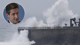 Normální počasí je minulostí, čekají nás jen extrémy, tvrdí profesor z Oxfordu