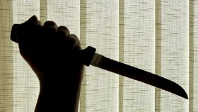 Opilá fúrie vzala na druha nůž: Bodla ho do hrudníku! Už podruhé!