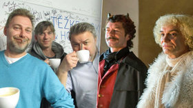 Režisér Strach o třetím Andělu Páně: Chci tam Těžkej Pokondr