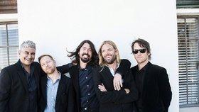 Rocková kapela Foo Fighters se vrací do Prahy: Svoje hitovky představí v červnu