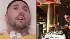 Slavný DJ Fabo (†39) podstoupil eutanazii! Cítím se jako v kleci, řekl před smrtí