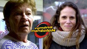 Líná Andrea z Výměny manželek nakrkla tchyni: Chci, aby vypadla!