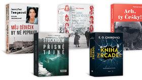 Velký knižní čtvrtek se blíží: Nabídne patnáct nových titulů včetně několika bestsellerů