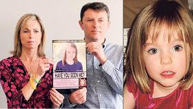 Rodiče ztracené Maddie dostávají 150 urážlivých vzkazů denně: Jde o internetové trolly