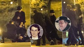 Syn rabína Sidona se ztřískal na Lvech: Museli ho odtáhnout kamarádi