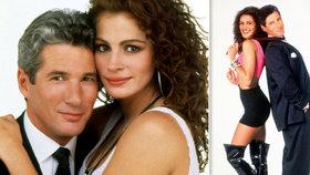 Pravda o kultovním filmu Pretty Woman: Prostitutka Vivian měla zemřít!