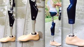 Zloděj se na Benešovsku vloupal do auta: Ukradl protézu za půl milionu