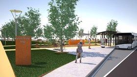 Praha 12 chystá nové náměstí v Komořanech. Lidé vybírají nejhezčí variantu