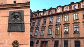Barokní Beethovenův palác na Malé Straně: Nejdražší byt v něm stál 51 milionů