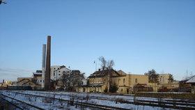 Místo modřanského cukrovaru vznikne nová čtvrť. Dominantou zůstane komín
