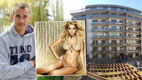 Rozchod Rosola a Ochotské: Tenista si tajně pořídil byt! Že by přípravy na rozvod?
