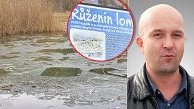 Smrtelný risk režiséra Vorlíčka (†47): Utopil se v lomu, kde se koupat nesmí!