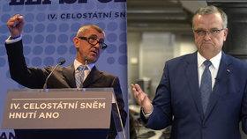 Průzkum: Babiš by se ve volbách ani neopotil, Kalousek zůstává na ocet