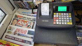 """Pokuta 15 tisíc za Tic Tac za 15 korun? Kontrola EET """"skřípla"""" důchodkyni"""