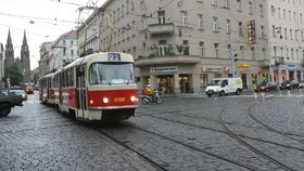 """Z Vinohradské na """"hlavák"""" přímou tramvají: Kudy povede? Praha se na trase dohodla s ministerstvem"""